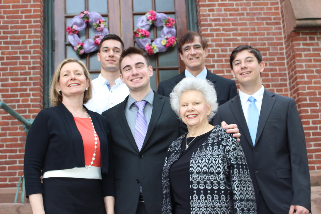 Learn why the Picard family is thankful for Boston Trinity Academy